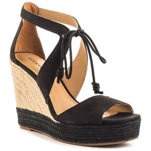 Lucky Brand Tie Wedges